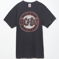 Junk Food AC/DC T-Shirt - Mens Tee - Black
