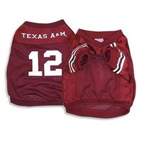 Texas A&M Aggies NCAA Official Replica Dog Jersey