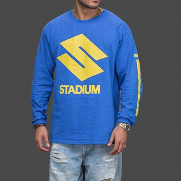 HCXX JUSTIN BIEBER STADIUM TOUR LONG SLEEVE T-SHIRT