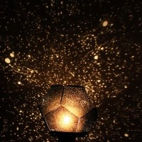 DIY Romantic Star Projector