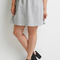Varsity-Striped Skirt