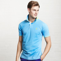 Morgan Plain Polo Shirt