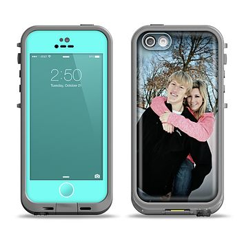The Add Your Own Image Apple iPhone 5c LifeProof Fre Case Skin Set b4081fa4f