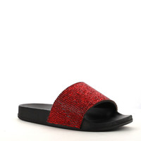 Bling SLIDES - Red