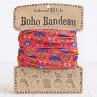 Hair  Accessories:  Boho  Bandeaus  |  Natural  Life