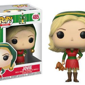 Funko Pop! Movies: Elf - Jovie Vinyl Figure