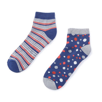 Shorty Socks (2 Pack)