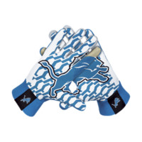Nike Stadium (NFL Lions) Men's Gloves