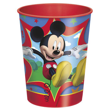 Mickey Mouse Clubhouse 16 oz Plastic Cup