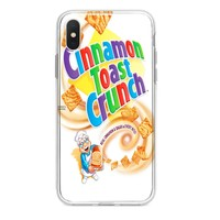 CINNAMON TOAST CRUNCH CUSTOM IPHONE CASE