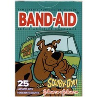 Band Aid Scooby-Doo