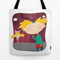 Arnold Tote Bag by Maria Jose Da Luz