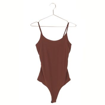 Scoop Tank Bodysuit