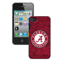 Iphone 44S Case Alabama Crimson Tide