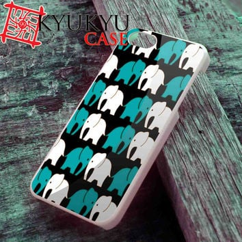 Cute Elepant - iPhone 4/4S, iPhone 5/5S, iPhone 5C Case and Samsung Galaxy S2 i9100, S3 i9300, S4 i9500 Case