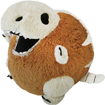 Squishable Fossil: An Adorable Fuzzy Plush to Snurfle and Squeeze!