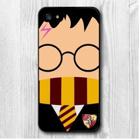 Pretty interesting Harry Potter Funny Character Protective Cover Case For iPhone 4 4s 5 5s 5c