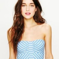 Intimately Engineered Stripe Bandeau at Free People Clothing Boutique