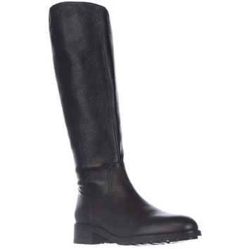 Sam Edelman Ryan Casual Tall Boots, Black, 6 US / 36 EU