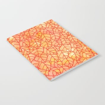 Autumn foliage Notebook by Savousepate