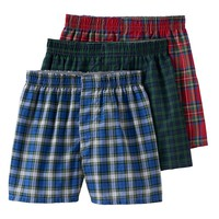 Hanes Ultimate 3-Pack Boxers - Boys 8-20, Size: