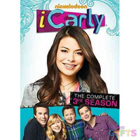 ICARLY:COMPLETE 3RD SEASON