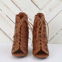 Altar'd State Lace Up Wedges | Altar'd State