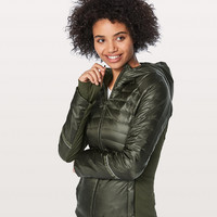 Down For A Run Jacket II | Women's Jackets + Outerwear | lululemon athletica