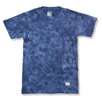 * Mister Chrome Dye Tee - Blue