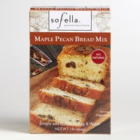Sof'ella Maple Pecan Bread Mix, Set of 2 - World Market
