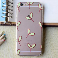Hollow Out Leaf iPhone 5se 5s 6 6s Plus Case Cover + Nice Gift Box 364
