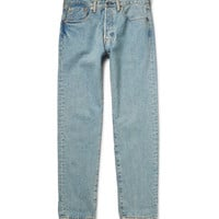 Levi's 501 CT Jeans - 501 CT Slim-Fit Jeans | MR PORTER