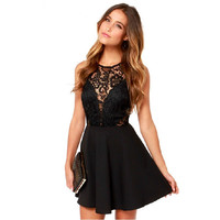 New Fashion Summer Sexy Women Dress Casual Dress for Party and Date = 4725179908