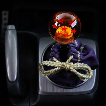 Dragonball Z Star Shift Knob
