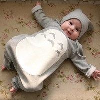 Baby Rompers Set Japanese Anime Totoro