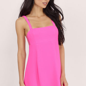 Key to My Heart Cami Strapped Dress