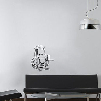 Wall Mural Vinyl Sticker Decal   live machine DA1036