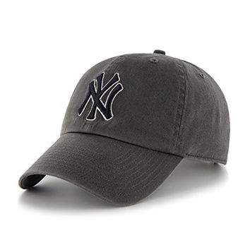 47 Brand New York Yankees MLB Clean Up Baseball Cap - H24809