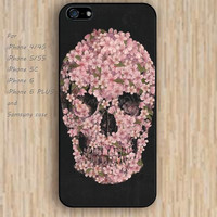 iPhone 5s 6 case cartoon Strawberry skull dream catcher colorful phone case iphone case,ipod case,samsung galaxy case available plastic rubber case waterproof B613
