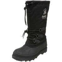 Kamik Womens Canuck Waterproof Mid-Calf Snow Boots