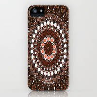 :: Melon Medallion :: iPhone & iPod Case by GaleStorm Artworks