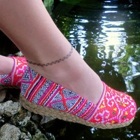 Womens Vegan Loafer Shoes In Colorf.. on Luulla