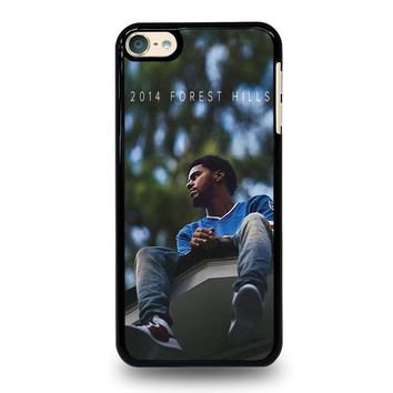 J. COLE FOREST HILLS iPod Touch 4 5 6 Case Cover