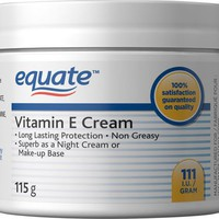 Vitamin E Cream 115G Jar | Walmart.ca