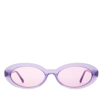 Crap Eyewear - The Sweet Leaf - Deep Purple / Purple Haze CR-39