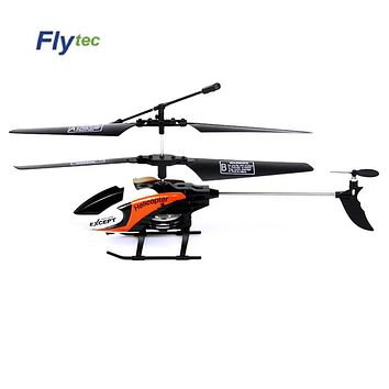 Flytec FQ777 610 3.5CH 6-Axis Gyro RTF RC Helicopter Aircraft Toy 3D Unlimited Eversion Long Remote Control Distance Drone Model
