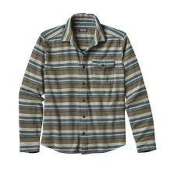 Patagonia M L/S LW Fjord Flannel