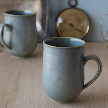 The Great Ceramic Mug For Sarting Your Morning / Stoneware Mugs / Hand Thrown Mug / 10oz Mug