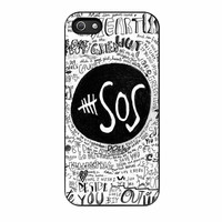 5Sos The Music Band iPhone 5s Case