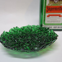 Glass Nugget Bowl - Jagermeister